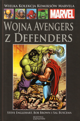 Wojna Avengers z Defeders